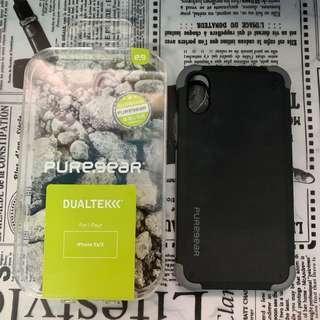 🚚 PureGear普格爾 坦克軍規保護殼-黑 iPhone XS