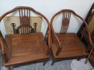 早期太師椅