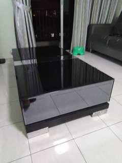 Tempared Glass Coffee Table