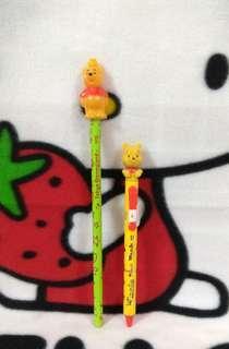 Winnie the Pooh 小熊維尼 鉛筆及原子筆