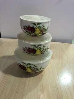 Seal freshness Ceramic Containers