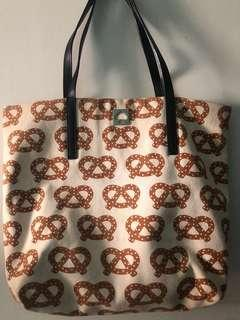 Kate Spade Canvass Tote Bag