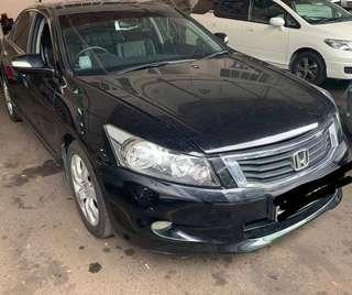 Honda Accord 2.4(A)