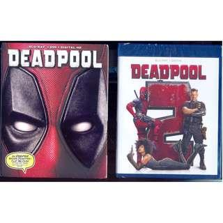 Deadpool 1 & 2 [ Blu-Ray ]