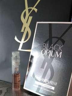 🚚 YSL Black Opium Eau De Parfum 1.2ml
