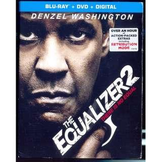 Equalizer 2 [ Blu-Ray ]