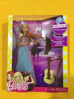 🆕 Barbie Doll and Musical Instruments #MakeSpaceForLove