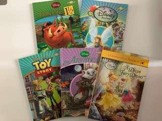 Disney Story book