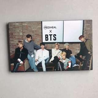 BTSxMediheal Photocard Set