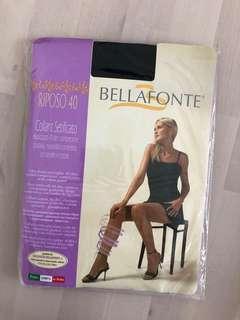 意大利製造Bellafonte 40den黑色絲襪