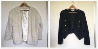 Jacket/Coat Bundle Size Small FREE POSTAGE