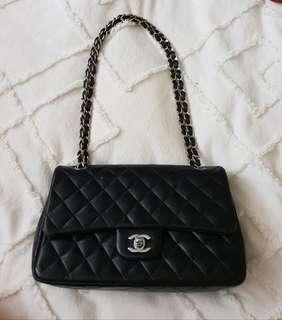 Chanel Flap Bag, adjustable strap