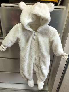 🚚 Baby Winter Clothes Bear style