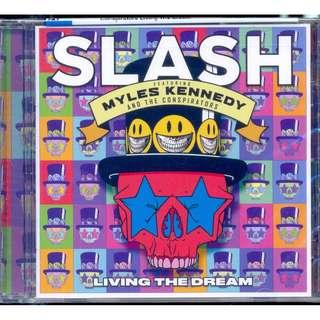 Slash Living The Dream [ CD