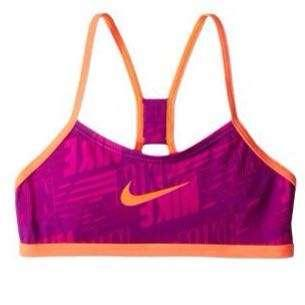 (14) Nike swim top, for teens can also fit xs to small ladies, in almost looks new conditions