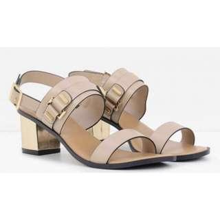 Charles & Keith Heeled Sandals Size 35