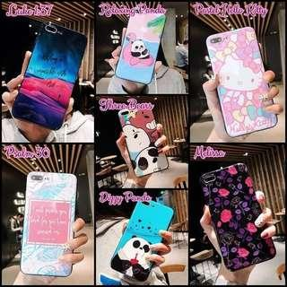 Embossed Shiny Phone Cases