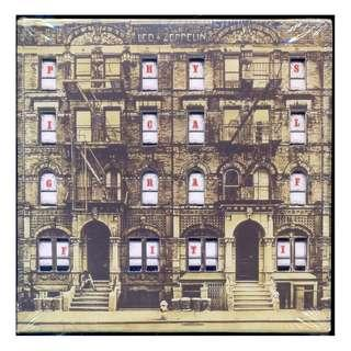 Led Zeppelin Physical Graffiti [ CD ]