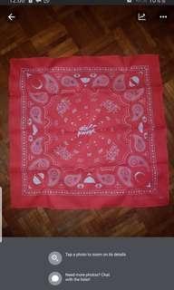 Official Merchandise Daftpunk Handkerchief