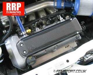 Carbon fiber engine / Plug Cover for suzuki Swift 1.3, 1.5 & 1.6 Sport zc11 zc21 zc31s m13a m15a m16a