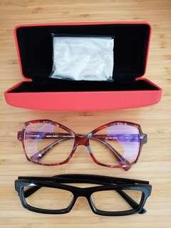 Brand New Alain Mikli Eyeglass Frames and Japanese Frames