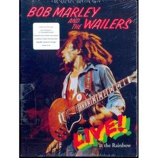 Bob Marley And The Wailers Live At The Rainbow [ DVD ]