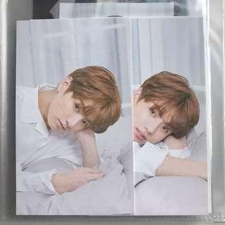 BTSxMediheal Photocards
