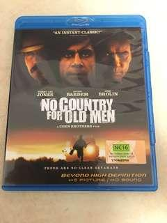 No Country For Old Men- Blu-Ray