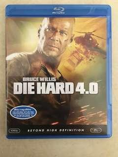 Die Hard 4.0-Blu-Ray