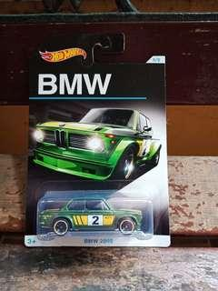 Hot Wheels - BMW 2002 (BMW Series)