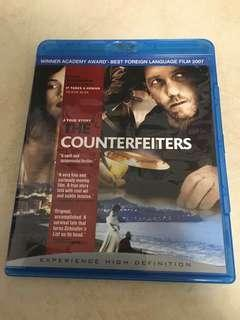 The Counterfeiters- Blu-Ray