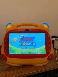 🚚 兒童學習機器人平板