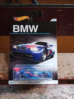 Hot Wheels - BMW M3 GT2 (BMW Series)