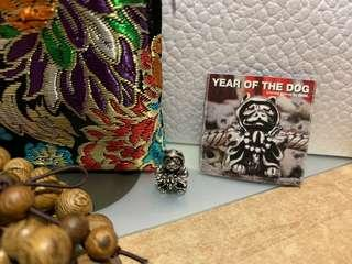 🚚 LIMITED EDITION OHM Year of The Dog Bead