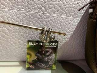🚚 LIMITED EDITION OHM SUZY THE SLOTH BEAD