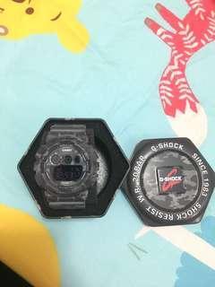 二手G-shock手錶 6900