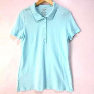 (2xl) Faded Glory plus size long polo shirt, in great conditions, nice soft and comfy fabric