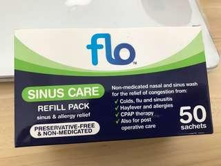 Flo Sinus Care Refill Pack Sinus & Allergy Relief