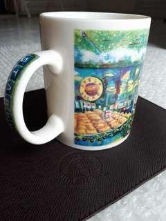 STARBUCKS Mug & Pouch Original