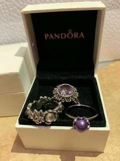 🚚 Pandora Rings