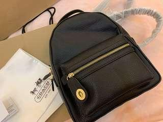 Ready stock Authentic coach medium backpack 31032