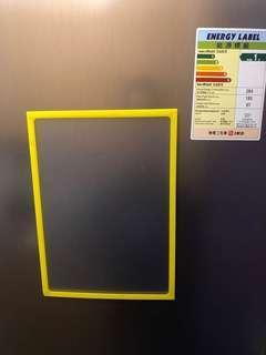 A4 磁石貼 雪櫃