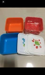 Lunch Box From Peel Fresh - $2