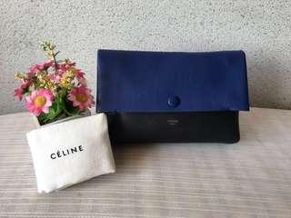 🚚 Authentic Celine Pouch/Clutch