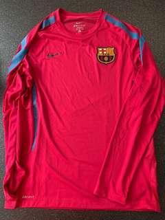 FCB 波衫 Barcelona 9成新