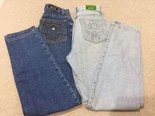 Celana Jeans MCM vintage sz28