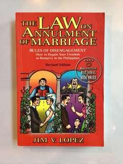 The Law on Annulment of Marriage Rules of Disengagement How to Regain Your Freedom in the Philippines