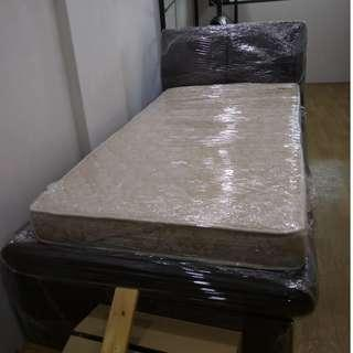 Super Single Storage Bed with Mattress $340