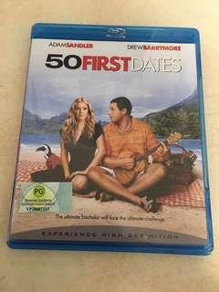 50 First Dates- Blu-Ray