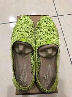 🚚 Toms鞋(二手)